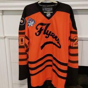 Reebok Philadelphia Flyers Winter Classic Jersey